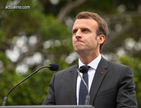photo of Макрон: Трябва да се отнасяме с раширяването на ЕС с предпазливост