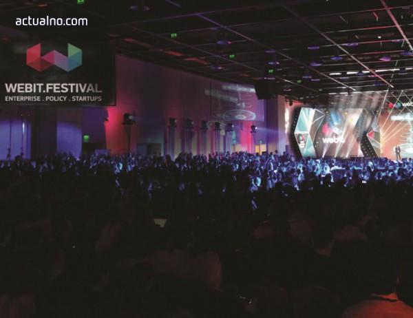 photo of С над 200 фирми-изложители, изложбените площи на Webit.Festival Европа са почти напълно разпродадени