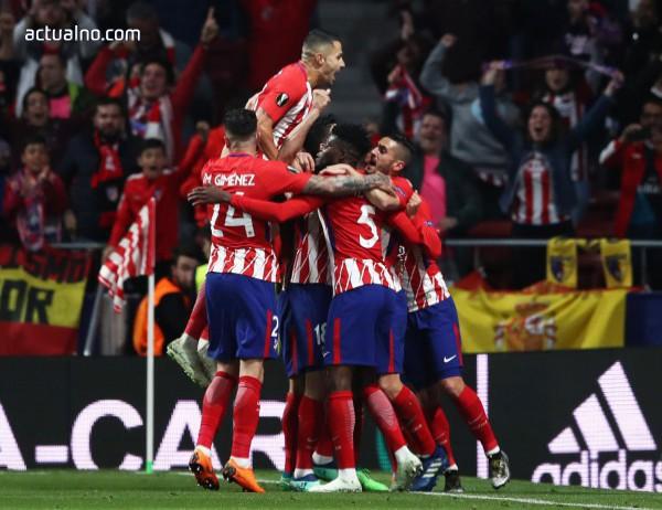 photo of Атлетико взе Лига Европа след футболен рецитал във Франция