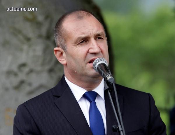 photo of Румен Радев: Подкрепяме НАТО и затова модернизираме армията