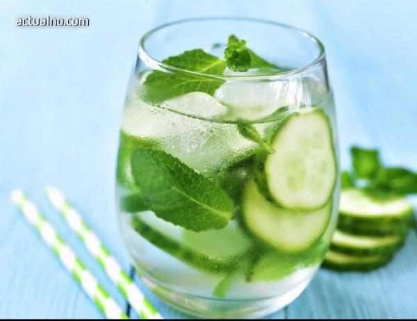 photo of 7 причини да пиете вода с краставица