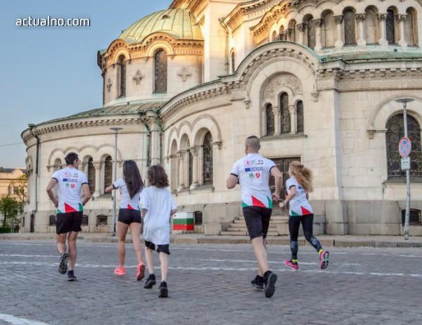 photo of Около 1 500 души ще бягат на полумаратона на София в неделя