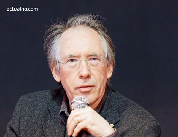 photo of Иън Маккюън получил тройка за анализ на собствения си роман