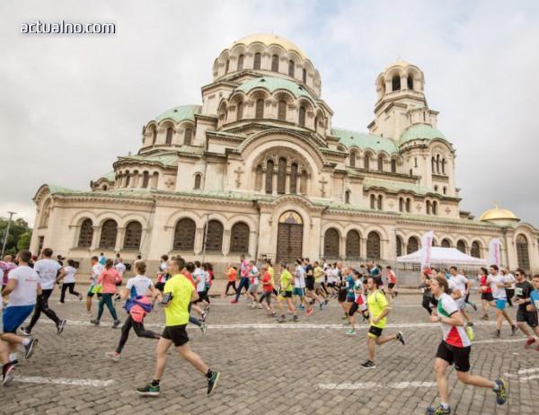 photo of Изключителен старт с повече от 20 страни-участници на първия полумаратон на София