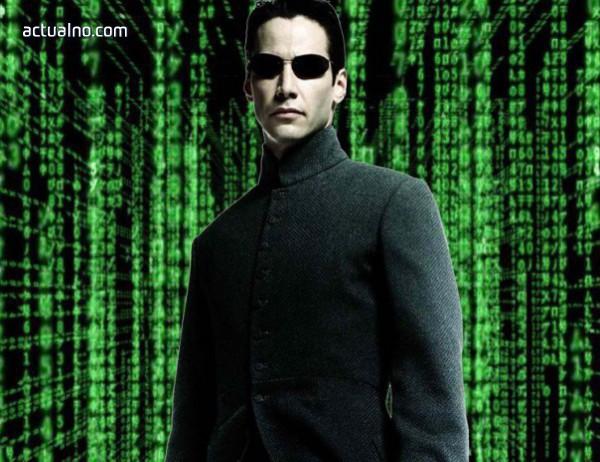 """photo of Няма да повярвате какво означава зеленият код от """"Матрицата"""""""