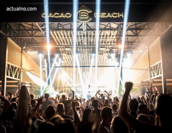 photo of CACAO BEACH CLUB дава старт на летния сезон на 8 и 9 юни