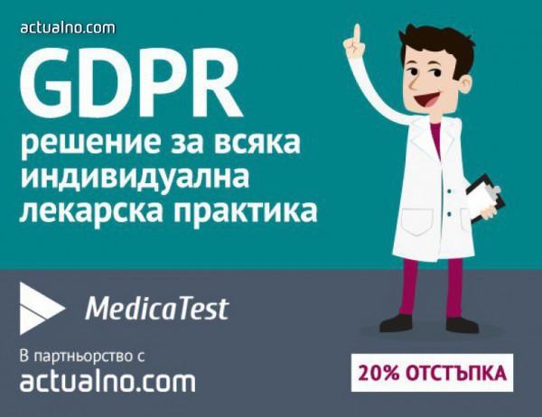 photo of Medica Test – GDPR решение за медицинския сектор