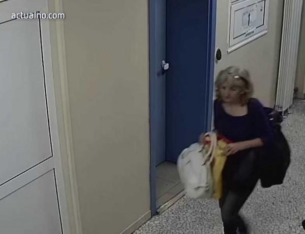 """photo of Търсят жена, извършила кражба в """"Пирогов"""" (СНИМКИ)"""