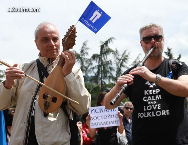 photo of Музикантите от оркестрите на БНР искат увеличение на заплатите си с 50%