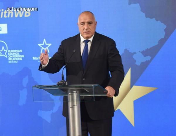 """photo of Борисов """"забрави"""" да коментира бъдещо орязване на еврофондове заради беззаконие"""