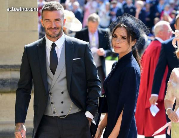photo of Дейвид и Виктория Бекъм опровергаха слухове, че се развеждат