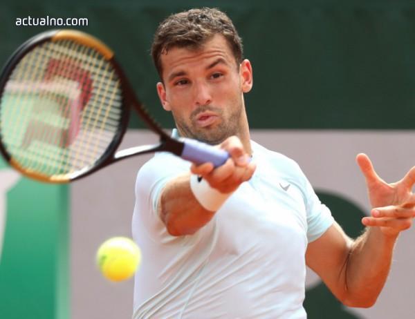 photo of Само за година - Григор Димитров се срина с 16 места в ранглистата