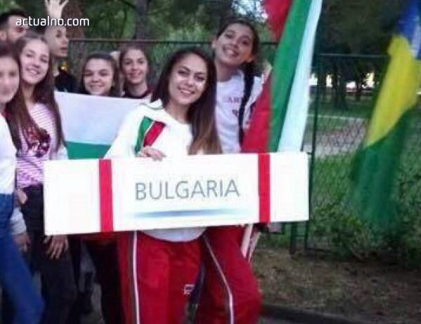 photo of Асеновградчанка стана световен шампион в състезание по танци, сред 7 000 участници