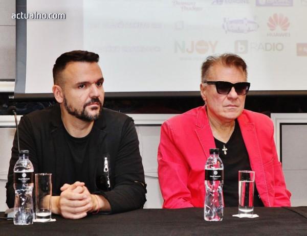 photo of Васил Найденов и Графа се качват на една сцена за One Love Tour 2018
