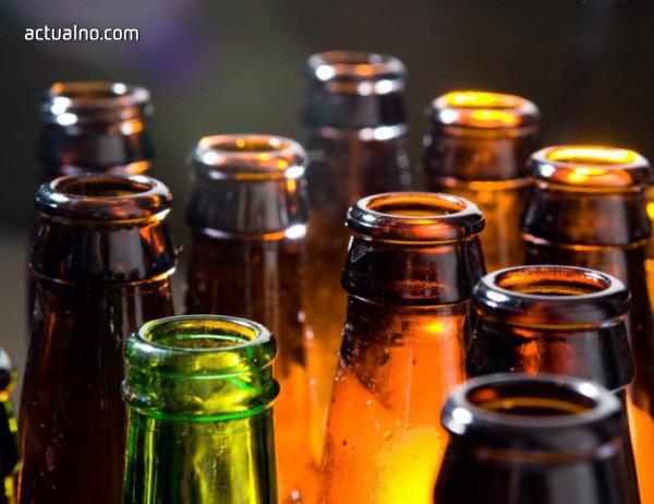 photo of Защо бирените бутилки са винаги кафяви или зелени