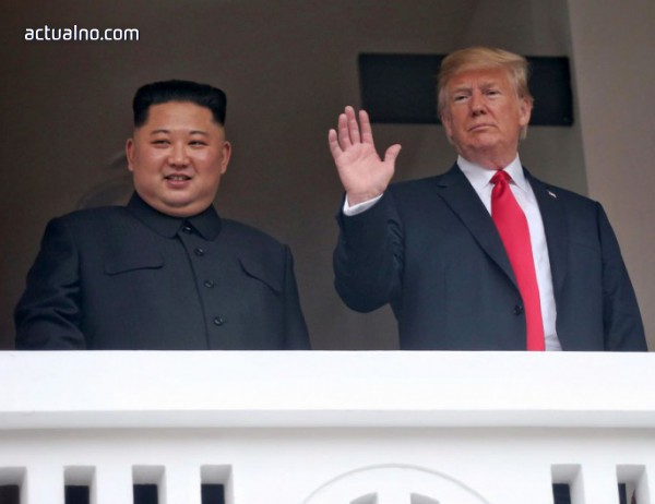 photo of Ким Чен Ун почна да разиграва САЩ