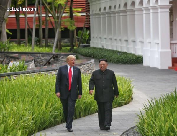 photo of Ким Чен Ун поканил Тръмп да му отиде на гости в Пхенян