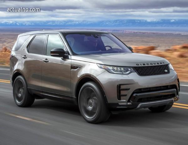 photo of Land Rover Discovery получи нов дизел и нова родина