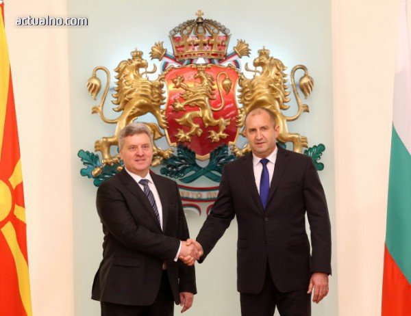 "photo of Радев подкрепи ""Северна Македония"", поиска необратимост на Договора за добросъседство и обвини Борисов"