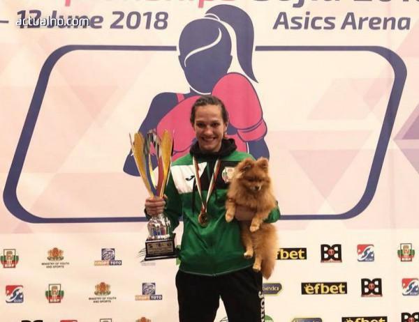 photo of Европейската шампионка по бокс за жени: В момента няма мъж в сърцето ми