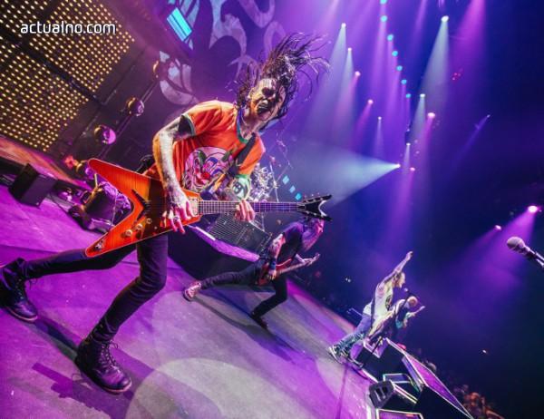 photo of Концертът на STONE SOUR се мести в Интер Експо Център