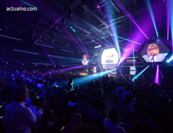photo of Webit раздаде годишните си награди на бляскава церемония