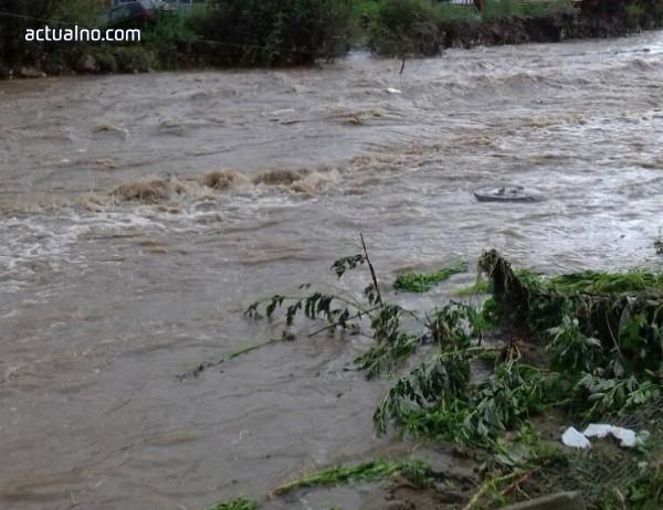photo of Очакват се наводнения във водосбора на р. Исток