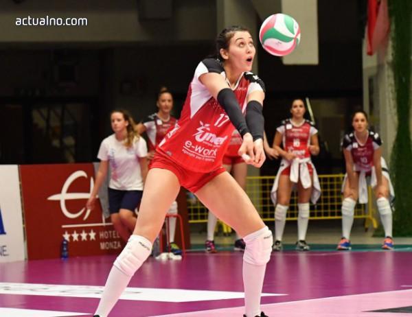 photo of Силвана Чаушева: Най-голямата ми мечта е медал от олимпиада за отбора на България