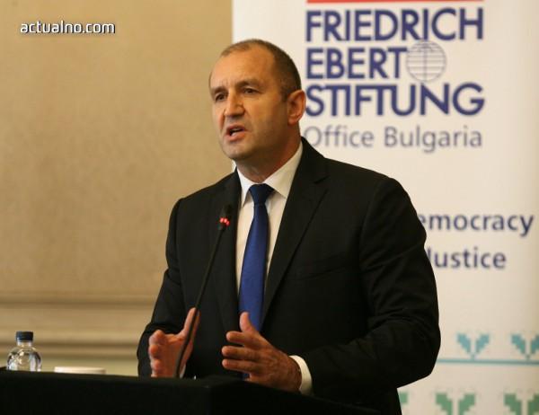 photo of Румен Радев: Комплиментите за председателството не трябва да ни заблуждават