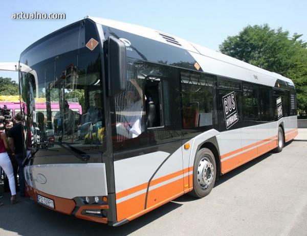 photo of София купува 20 хибридни автобуса