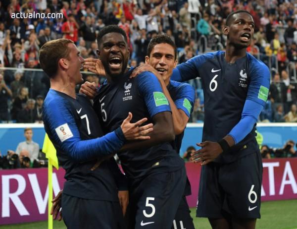 photo of Франция е на финал на Световното по футбол