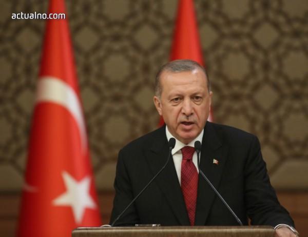 photo of С първите си укази Ердоган преструктурира турската административна система
