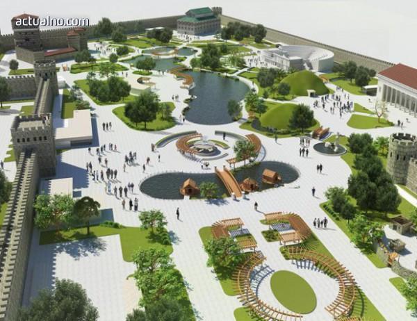 photo of Най-големият исторически парк в Европа се строи край Варна (СНИМКИ)