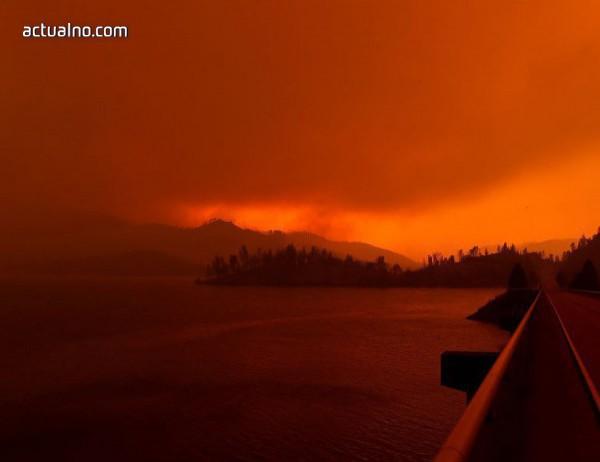 photo of Пожарите в Канада не стихват