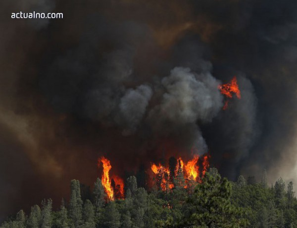 photo of Смениха ръководството на пожарната и полицията в Гърция