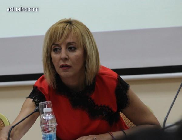 photo of Мая Манолова: Ще има Закон за личната помощ