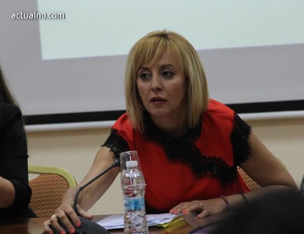 photo of Манолова: Хората се съмняват, че в Хитрино се отчитат недействителни дейности