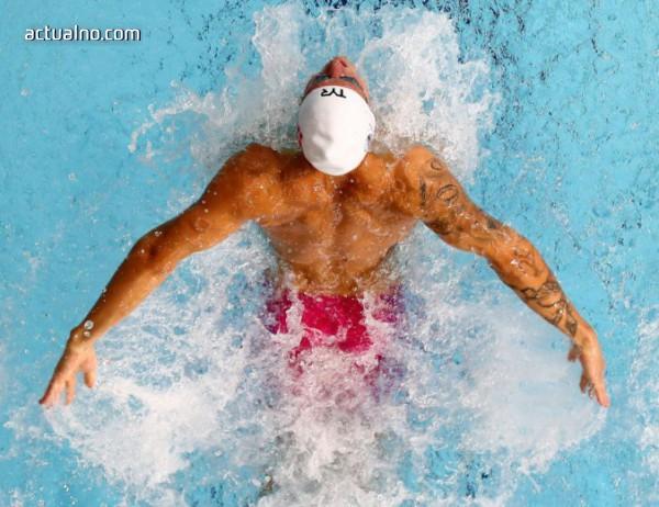 photo of Антъни Иванов остана осми на Европейското по плуване