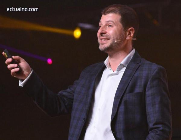 """photo of Най-голямата световна медия за предприемачество определя българина Пламен Русев като """"човекът, който мести планини"""""""