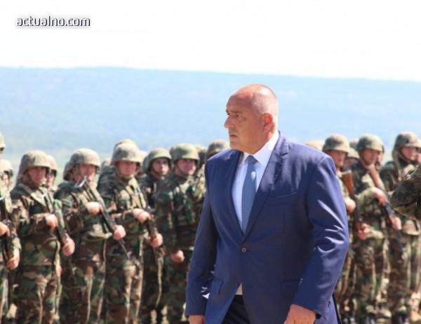 photo of Борисов: Военните проекти трябва да са ефикасни и съвместими с НАТО