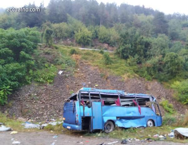 photo of Автобусът-ковчег, Автобусът-убиец и Ковчегът на колела