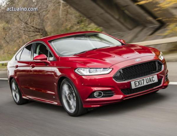 photo of Ford се отказва от три модели в Европа