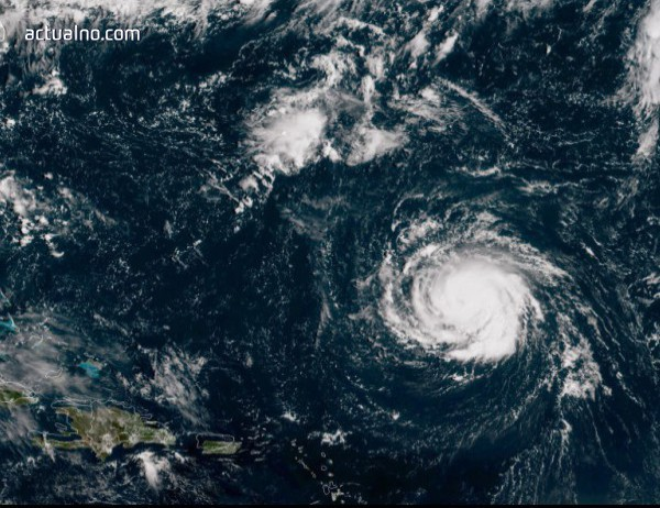 """photo of Отмениха 800 полета в САЩ поради урагана """"Флорънс"""""""