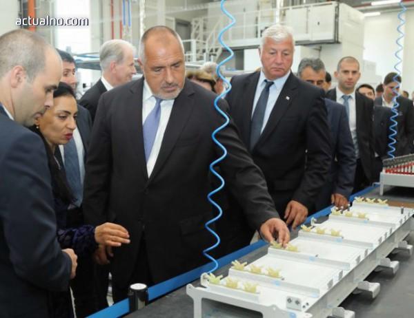 photo of Борисов: С нови заводи ставаме по-независими от Европа