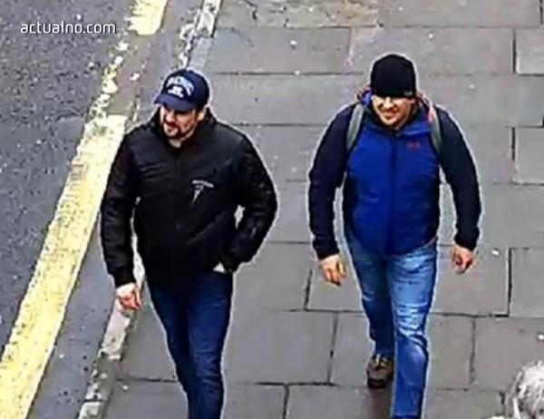photo of Великобритания: Руското интервю с убийците на Скрипал е лъжа