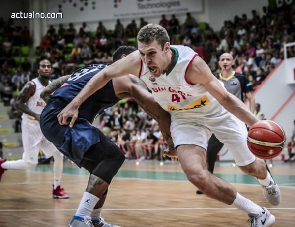 photo of Сензация! България удари една от големите сили в баскетбола