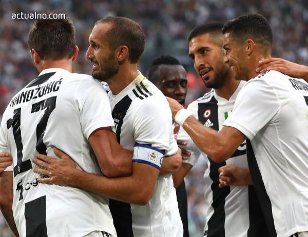 photo of Ювентус продължава с победите в Италия