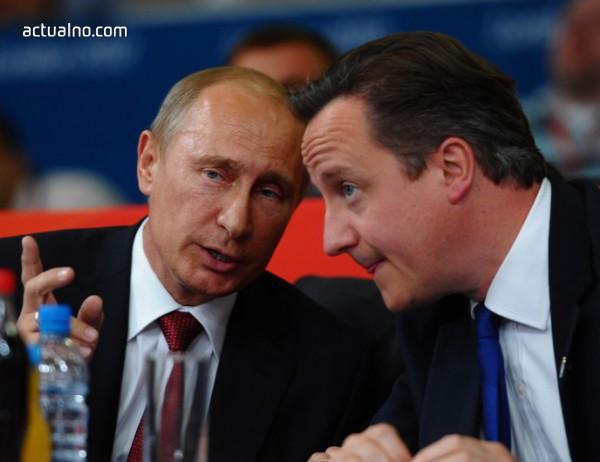photo of Отношенията Великобритания - Русия ще се решават на... боксовия ринг?