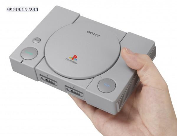 photo of Sony възражда класическия PlayStation (ВИДЕО)