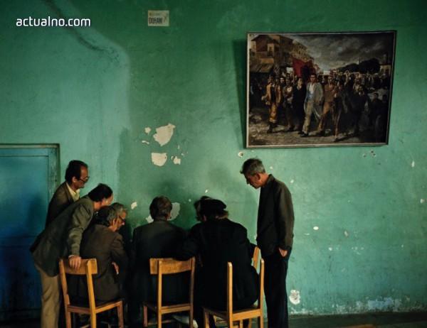 photo of Албания на прага на промяната - фотографска изложба на Джон Демос